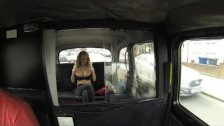 FakeTaxi - Busty blonde with a perfec...