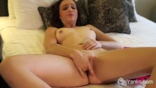 Attractive Anne Masturbating Her Pussy