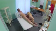 FakeHospital - Busty beautiful blonde soaks
