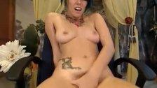 Emo Girl Masturbating Hot