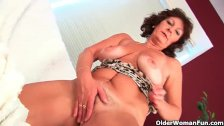 Big titted grannies craving orgasm