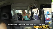 FakeTaxi Stunning blonde with deep blowjobs