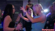 Euro amateur party bitches suck stripper