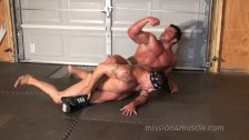 Muscle Battle Gay Wrestling