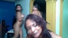 Latin Threesomen Webcam