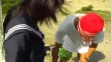 Mina hardcore Japanese sex action