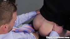 Steven Daigle fucks an office worker