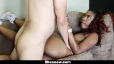 ShesNew - Chanell Heart Takes a Giant Load!