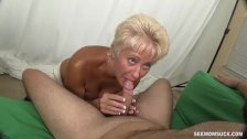 Mature Photographer Handjob