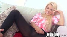 Mofos Cute Latina teen loves big dick
