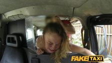 Movie:FakeTaxi Horny Young teen take...