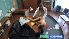 FakeHospital - Cock hungry patient