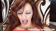 Fill My Canadian Hole With Jizz! Shanda Fay! - duration 9:51