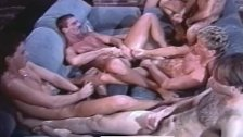 6-Man Orgy from CABIN FEVER (1988)