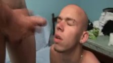 Gay Massive Cum Blow To The Face