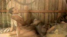 Hot Beefy Cowboys Fucking and Sucking