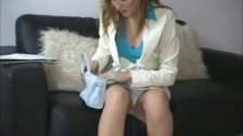 Young Teen Sophia hot upskirt