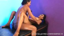 Dirty Jada & Tiffany Chalmers lesbian fun pt8