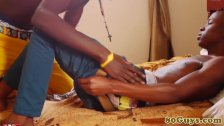 Gay african rawsex with tribal guys