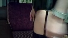 Extreme amateur wife fisted in her loose hole