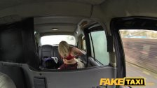 FakeTaxi Local dancer does anal 4 extra cash