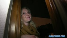 PublicAgent Young blonde come looking for sex - duration 12:05