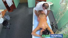 FakeHospital Nurse gets more then a massage