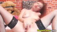 Redhead Fingering Free Webcam Chat