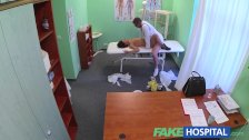 FakeHospital Sexy foreign patient sucks
