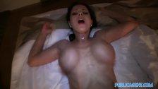 PublicAgent Real life porn star fucks a fan