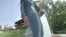 All Internal Thick creamy creampie firstimer