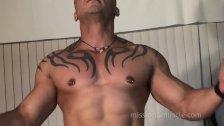 Joey Blade Muscle jerk off