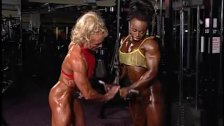 Dayana Cadeau and Peggy Schoolcraft 02 - FBB