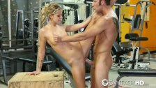 HD FantasyHD - Jessa Rhodes rides guys dick