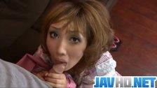Yuki Mizuho sure loves playing