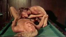 Blond Men Fuck on Pool Table - DUFFY'S TAVERN