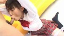 Bondage sex for nasty Haruki