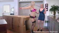 Nordic Stack!?! Vicky Vette and Maggie Green!