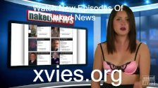 Naked News For April 1st 2015