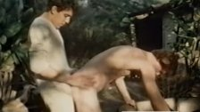 Young Men Bathe & Fuck Outdoors - GREENHORN