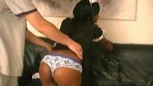 Maid fetish porn
