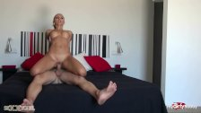 Inside my shaved pussy