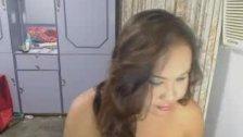 Horny Tranny Webcam Show