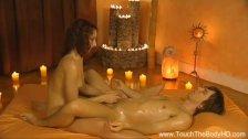Relaxing Handjob Massage Time