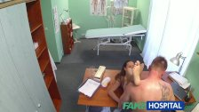 FakeHospital Doctor fucks his sexy nurse