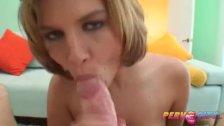 Leah cock sucking wife