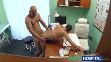 FakeHospital Hot nurse prescribes fucking - duration