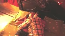 Hot Telugu Young Girl Romance with Boy friend