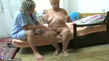 OldNanny Fat big granny have a sex with guy