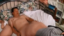 1 Jessica Robbin BF's Dad Gets Naughty At Sle